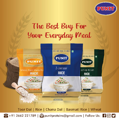 Punit Protein Rice