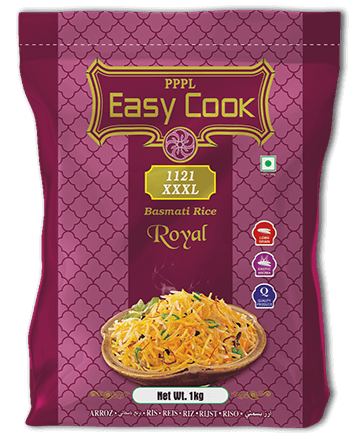 Easy Cook Basmati Rice – Royal