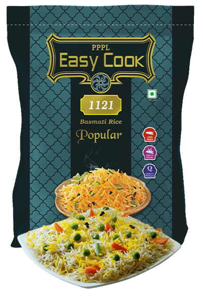 Easy Cook Basmati Rice – Popular