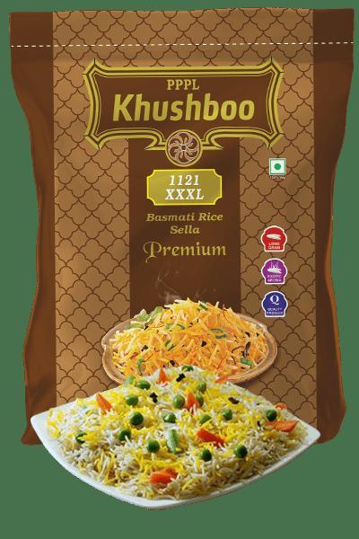 Khushboo Basmati Rice Premium