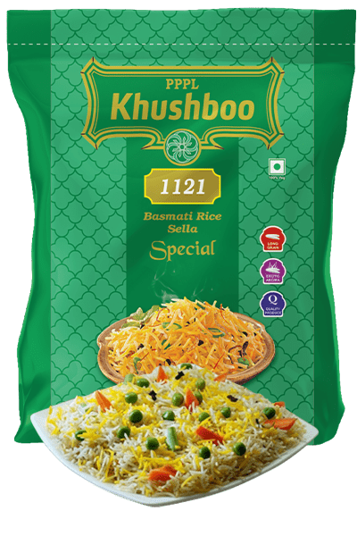 Khushboo Basmati Rice Special