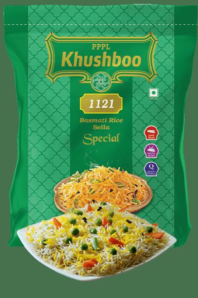 Khushboo Basmati Rice Special
