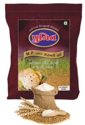 Punit Sharbati Wheat