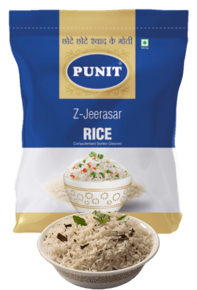 Punit – Z Jeerasar Rice