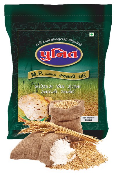 Punit Rajwadi Wheat