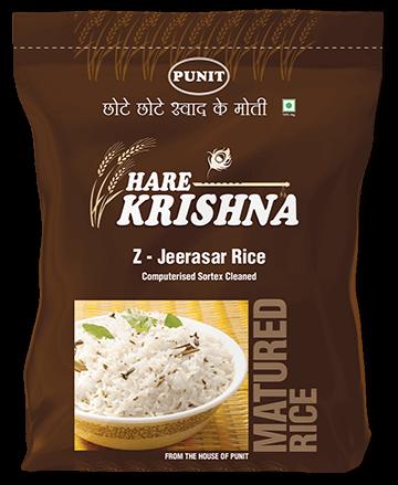 Punit – Hare Krishna Z Jeerasar Rice