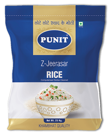 Punit – Z Jeerasar Rice