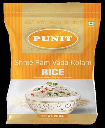 Punit Shree Ram Wada Kolam Rice