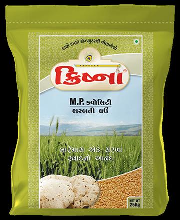 Krishna Sharbati Wheat
