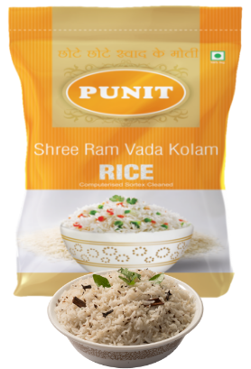 Punit Shree Ram Wada Kolam Rice