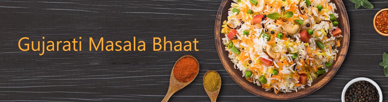 Gujarati Masala Bhaat